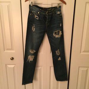 Seven Josephine boyfriend jeans